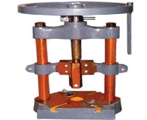 Hand Press Paper Plate Single Die Machine at Rs 9000 /unit(s ...
