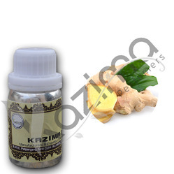 KAZIMA Ginger Essential Oil - 100% Pure, Natural & Undiluted Oil