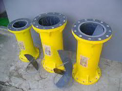 Sigma C Process Engineering PVC Static Mixers