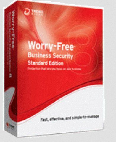Busy Accounting Software & Trend Micro Worry Free Business