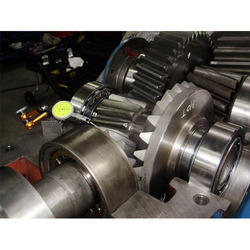 Gearboxes NDT Test Services