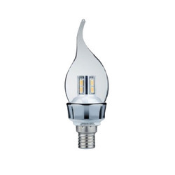 Syska Candle Light Bulb, Type of Lighting Application: Indoor lighting
