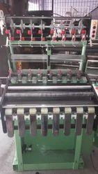Woven Elastic Webbing Machine