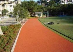 Epdm Jogging Track