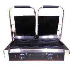 Double Grilled Sandwich Maker, For Restaurant, Model Name/Number: MB-813