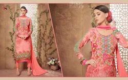 Georgette Embroidered Salwar Kameez