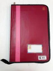 宝塔粉红色组合泡沫文件20文件夹