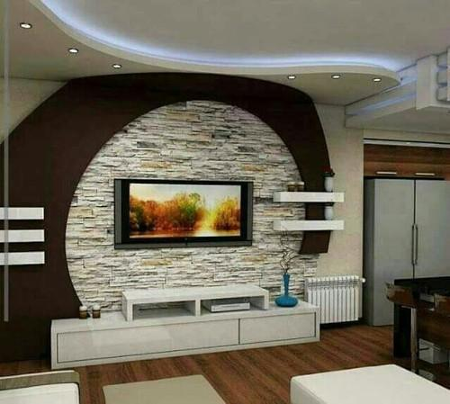 Lcd Wall Unit Furniture
