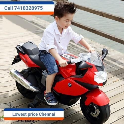 192adba8040a BMW Kids Ride On Electric Bike Rechargeable Battery Operated at Rs ...