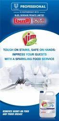 Unilever Professional Vim Pro Hand Dish Washing Liquid