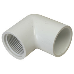 90 Degree Female PVC Elbow, Plumbing