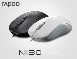 Rapoo Wired USB Mouse N1130
