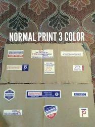 Three Color Printing