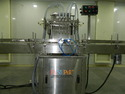 Filsilpek Full Automatic Liquid Filling Machine, Capacity: 50 Ml To 1000ml , 1.5 Kw