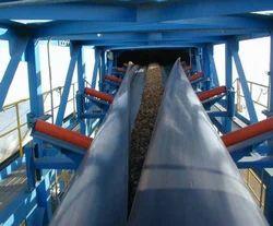 Pipe Conveyors Pipe Conveyor System Latest Price