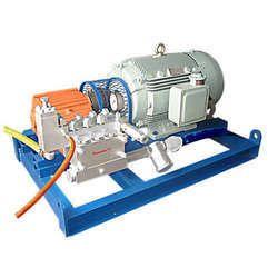 High Pressure Triplex Pumps
