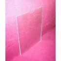 Transparent Rectangular Plain Acrylic Displays, For Home