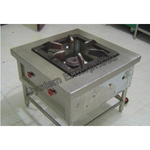 Used Cooking Burner for Commercial Kitchen