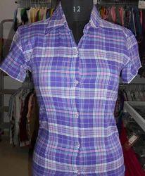 Ladies Half Sleeves Shirt