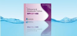 Ofloxacin 200mg Ornidazole 500mg Tablets
