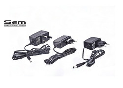 Abs Plastic Electric AC DC Adapter BIS Approved, 100VAC-280VAC