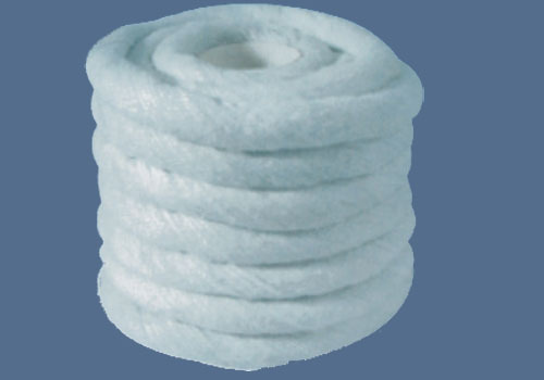 Paramount White Ceramic Fiber Braided Rope