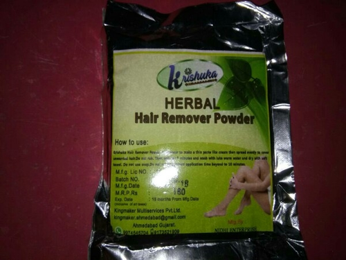 Krishuka Herbal Hair Removal Powder Service Provider From Ahmedabad