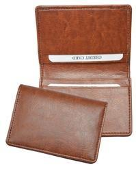 Leather & Leatherette Card Holder