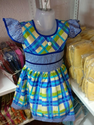 Kids Multicoloured Frock