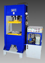 Hydraulic Rubber Molding Press Machine