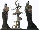 Aluminium Metal Decorative Soulmates - Display Items