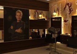 Beauty Salon Interior Design Service