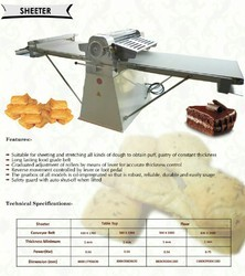 Dough Sheeter Machine