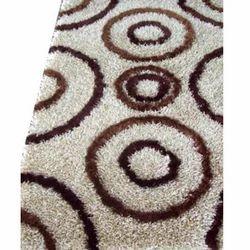 Fab Export International Rectangular Designer Shaggy Carpet