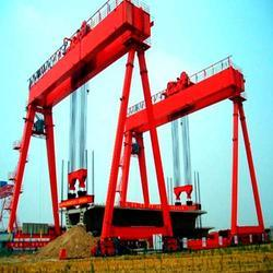 Goliath And Gantry Cranes