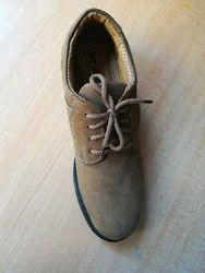 Men Woodland Leather Shoes