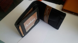 Male Leather Wallet