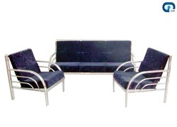 Peachy Antique Steel Sofa Set Creativecarmelina Interior Chair Design Creativecarmelinacom