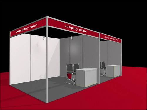 Exhibition Stall Price : Octonorm stalls octanorm exhibition stall service