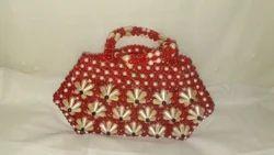 Acrylic Beads Handbag