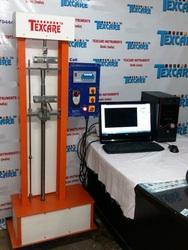 Computerized Tensile Cum Elongation Testing Machine