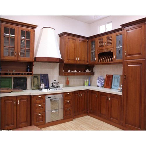 teak wood kitchen cabinets teak wood kitchen cabinets rs 50000 unit shree kitchens 6017