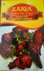 Zaiqa Chicken Fry Masala, Packaging Size: 100g