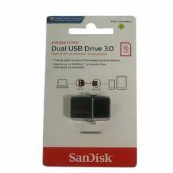 Dual USB Pen Drive