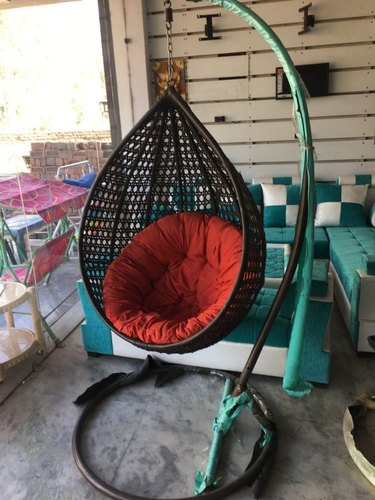 Hanging Swing Chair Bean Bag Chairs Retailer From Meerut