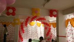 Balloon Decoration, Area / Size: Rajangav
