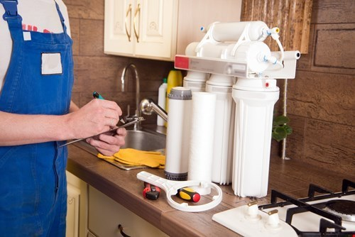 Water Purifier Repair Services