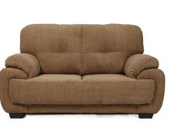 Brisbane Fabric 2 Seater Sofa At Rs