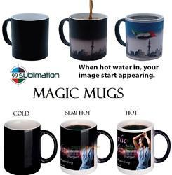 Printing Magic Mug Photo Printing Color Changing Mugs