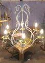 Crystal Iron Wedding Chandeliers